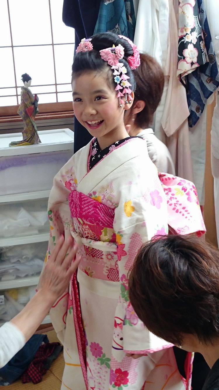 日本 千葉 觀光 喬喬 和服