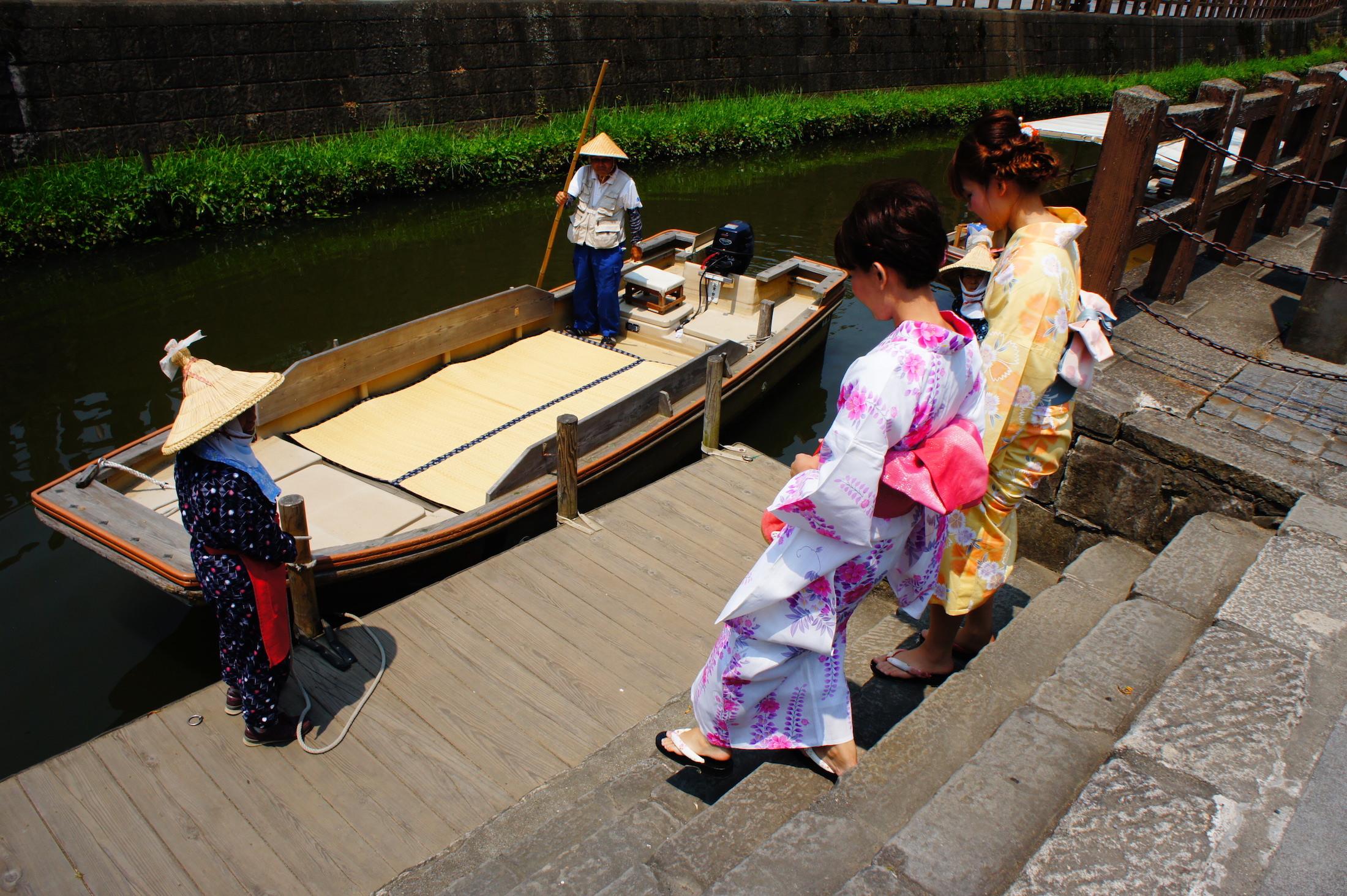 日本 千葉 觀光 和服