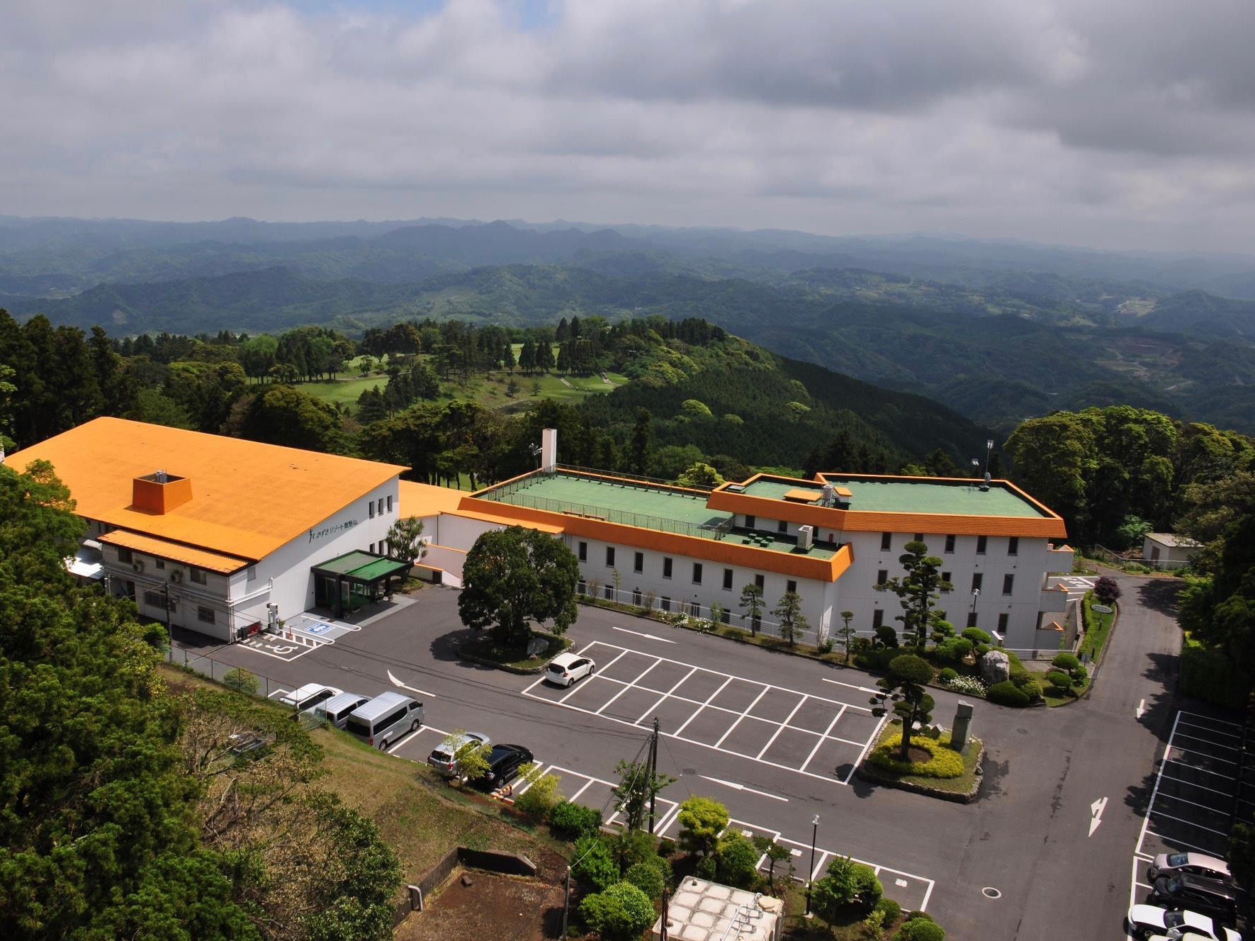 日本 千葉 觀光 景點 母親牧場 飯店